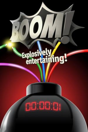 FOX to Bring Electrifying Game Show BOOM! to U.S.