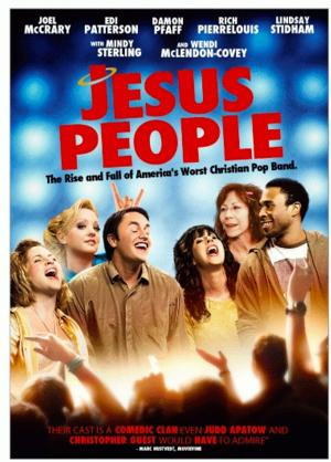 Hilarious Mockumentary JESUS PEOPLE Coming This Spring