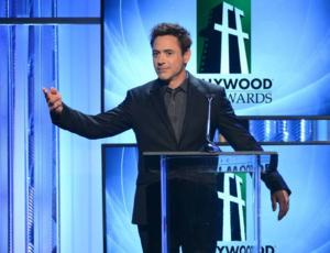 HOLLYWOOD FILM AWARDS to Make TV Debut Live on CBS, 11/14