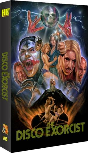 THE DISCO EXORCIST and MOLD! Now Available on Collector's Edition VHS
