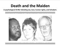 DEATH AND THE MAIDEN Kicks Off Rhubarb Theater Company's 2012-13 Season Tonight, 8/23