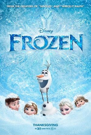2014 Golden Globes: Disney's FROZEN Wins 'Best Animated Feature Film'