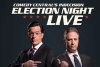 Comedy Central's DAILY SHOW, COLBERT REPORT Set for Live Coverage on Election Night!