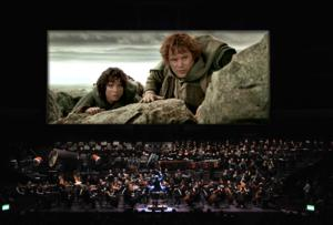 LORD OF THE RINGS Trilogy to Be Screened with Live Symphony Orchestra at Lincoln Center, 4/8