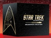 STAR TREK: THE ORIGINAL SERIES SOUNDTRACK COLLECTION to Be Released 12/4