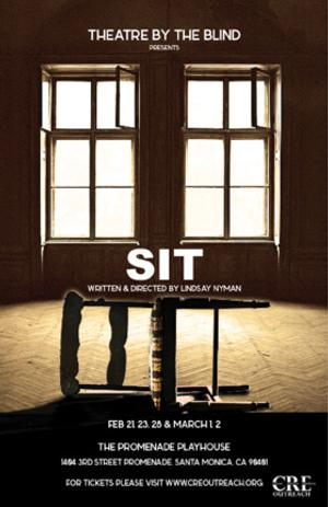 Theatre by the Blind to Present SIT, 2/20-3/2