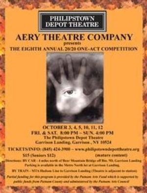 Aery Theatre and Philipstown Depot Theatre Seek Submissions for 2014 20/20 Play Festival; Deadline 7/28