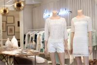 Club Monaco Opens a Beachy Pop Up in the West Village