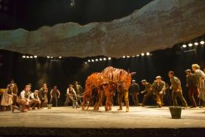 BWW Reviews: WARHORSE Prances Onto the Stage of the Music Hall in Kansas City