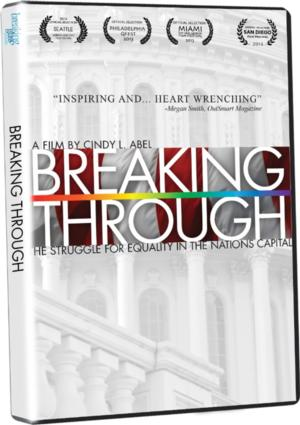 Award-Winning Documentary BREAKING THROUGH Coming to DVD, VOD, Today