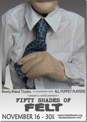 Shaun Michael McNamara to Bring All Puppet Players to Peoria, Phoenix and Mesa, Fall 2013