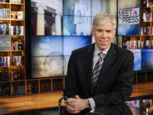 MEET THE PRESS is No. 1 Public Affairs Program of the Week