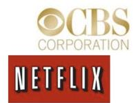 CBS & Netflix Announce Extension of Int'l Licensing Agreements
