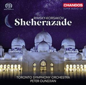 Toronto Symphony Signs New Contract with Chandos Records; SHEHERAZADE Gets First Release