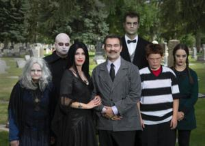 SCERA to Present THE ADDAMS FAMILY, 9/12-10/4