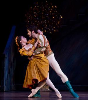 The Houston Ballet Announces the 2014-2015 Season, Which Includes A MIDSUMMER NIGHT'S DREAM, ROMEO AND JULIET and More
