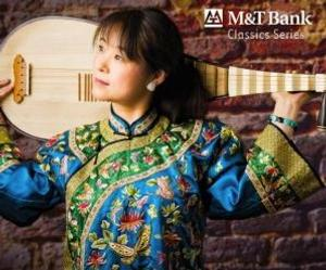 The Buffalo Philharmonic Orchestra Presents EAST MEETS WEST with Wu Man, 3/29-30