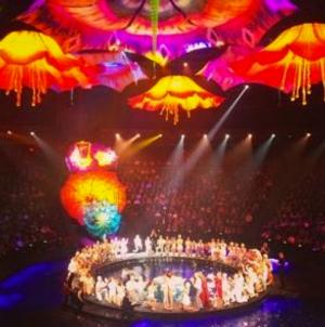Wynn's LE REVE - The Dream Celebrates 4,000th Show Milestone with Giveaway