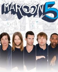 Maroon 5 Announces 2013 North American Tour Dates