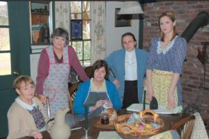 The Vintage Players Celebrate 20th Season with Brian Friel's DANCING AT LUGHNASA This Weekend