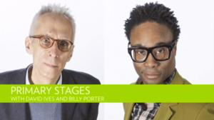 PRIMARY STAGES with David Ives and Billy Porter, Kennedy Center's LITTLE DANCER and More Set for Fall 2014 WORKS & PROCESS Series at the Guggenheim