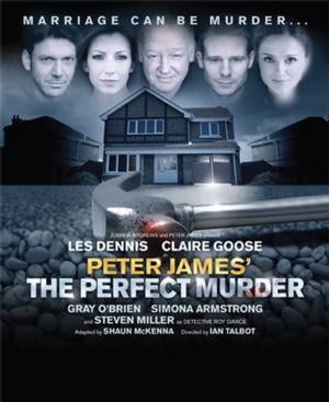 Les Dennis to Star in THE PERFECT MURDER at the Belgrade Theatre, Feb 24-March 1