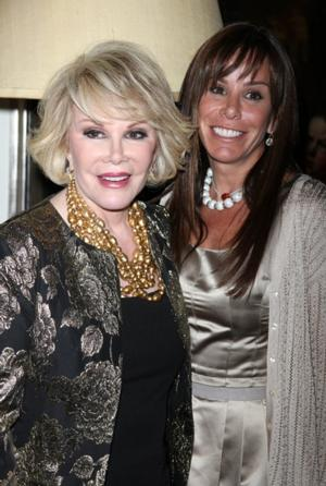 Melissa Rivers Opens Up: 'My Mother Would be Touched by the Tributes and Prayers'