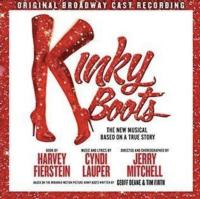 KINKY BOOTS Cast Recording Set for 5/28 Release
