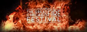 Redmoon Partners with DCASE and CPD to Present 2014 GREAT CHICAGO FIRE FESTIVAL, 10/4