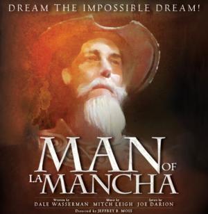 MAN OF LA MANCHA Tour Journeys to PPAC, 2/14-16