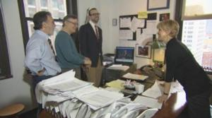 CBS SUNDAY MORNING to Go Inside the Writers' Room at 'David Letterman'