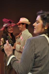 BWW Reviews: Spotlight Theatre Presents Delicious Suspense in MURDER ON THE NILE