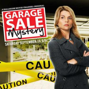 Small Screen Adaptation of Suzi Weinert's GARAGE SALE MYSTERY to Premiere 9/14; Book Now Available