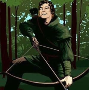 Rose Theater to Present ROBIN HOOD, 10/11-27