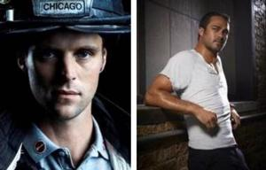 CHICAGO FIRE Stars Jesse Spencer and Taylor Kinney to Serve as Grand Marshals for the GREAT CHICAGO FIRE FESTIVAL, 10/4