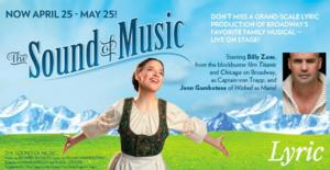 Lyric Opera of Chicago Extends THE SOUND OF MUSIC Through 5/25