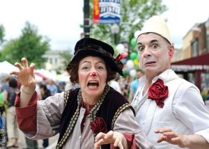 24 Shows With Over 100 Performers Set for 2014 NY Clown Theatre Festival, Running This September
