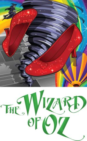 CCT to Stage THE WIZARD OF OZ, 4/10-20