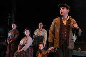 BWW Reviews: Theater Latte Da's STEERAGE SONG Beautifully Tells Immigrants Tales