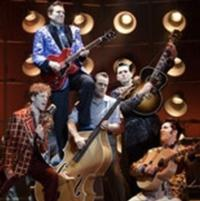 MILLION DOLLAR QUARTET to Play Forrest Theatre, 12/11–16
