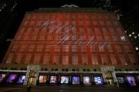 Saks Fifth Avenue Unveils Holiday Windows
