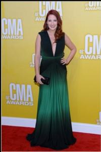 Jovani Sparkled at the CMA's