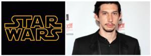 Adam Driver to Play Villain in STAR WARS: EPISODE VII
