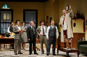 BWW Reviews: Ocean State Theatre Company's Hilarious LAUGTHER ON THE 23RD FLOOR Provides Non-Stop Laughs