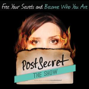POSTSECRET: THE SHOW Set for Booth Playhouse, 4/22-5/4