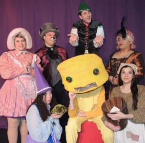 Columbia Children's Theatre to Present 'THE STINKY CHEESE MAN,' 3/28-4/6