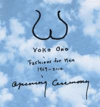 Yoko Ono Designs Mens Collection for Opening Ceremony