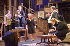 BWW Reviews: Gutsy, Riveting AUGUST: OSAGE COUNTY at Eight O'clock Theatre