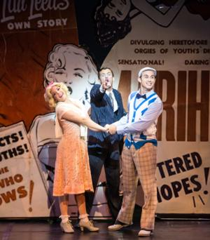 BWW Reviews: TUTS Underground's Production of REEFER MADNESS is HIGH-lariously Good