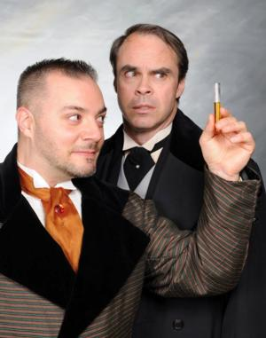 Vagabond Players' DR. JEKYLL AND MR. HYDE Closes 3/30